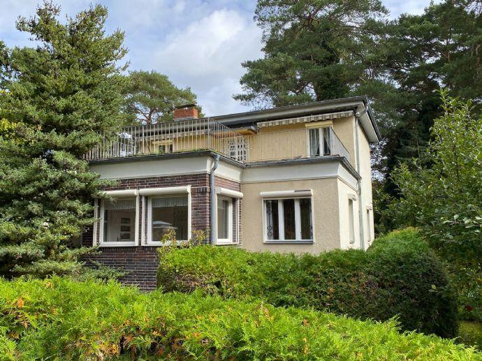 Einfamilienhaus mit großer Dachterrasse und