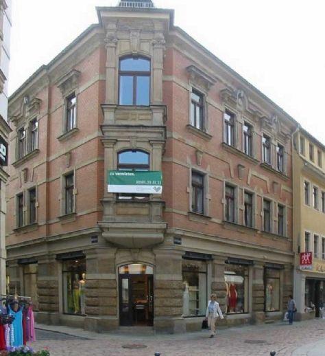 2-Raum-Wohnung direkt am Pirnaer Marktplatz