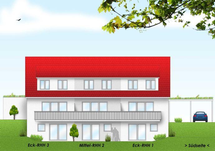 RH3, End-Eckhaus - Bestlage - 4 1/2-Zi. - komfortables, energieeffizientes Wohnen - Solar-Strom vom Dach