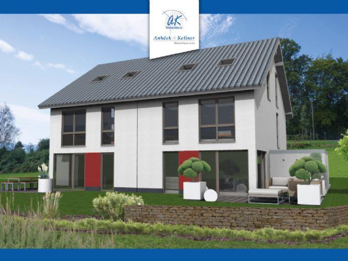 Schönes Grundstück mit Ihrer Doppelhaushälfte mit unverbaubarem Blick