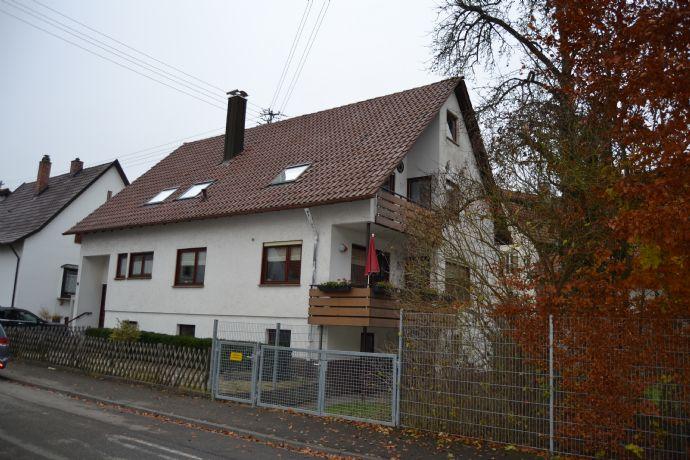 *****Tolles freistehendes Ein.-Zweifamilienhaus in Nendingen *****