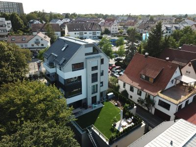 Gebrauchte zentrale 4 Zimmer Wohnung in Sillenbuch