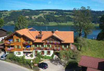 Gästehaus Alpseeblick - Wohnung Nagelfluhterrasse