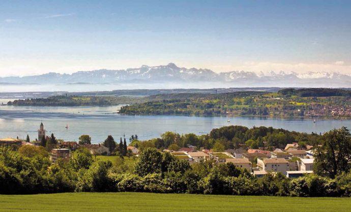Penthousewohnung in Überlingen -Neubau- mit See-und Alpensicht