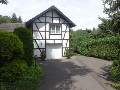 Waldstudio Comfort - Luxuriöses Studio auf einem parkähnlichem Grundstück in einer ruhigen Nebenstraße in Dedenborn