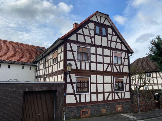 Historische Hofreite in Rodenbach mit