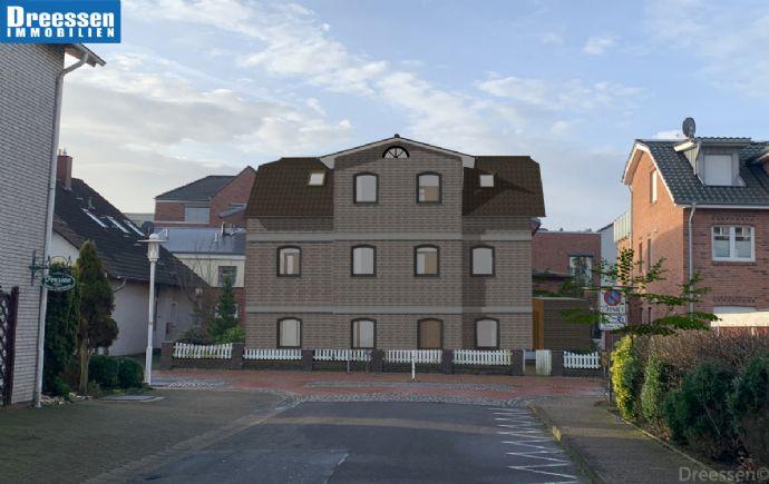 Büsum/Zentrum: 4 Zimmer Eigentumswohnung in Neubauwohnanlage Nähe des Hafens * COURTAGEFREI*