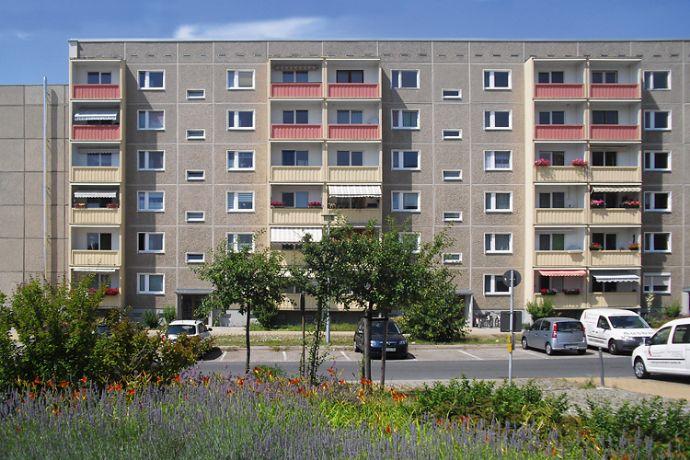 Schöne 4-Raum-Wohnung mit Balkon am Kupferberg