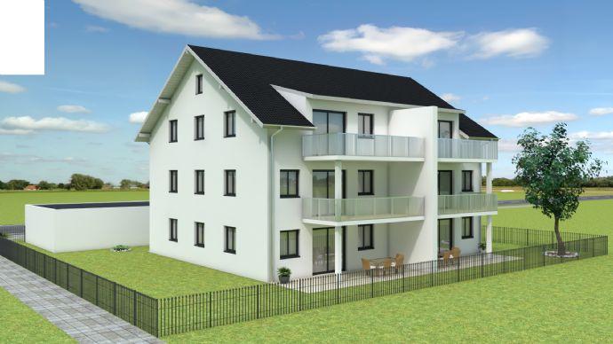 +++ NEUBAU im GRÜNEN - Wählen Sie aus 6 Wohnungen aus - KfW 55 +++