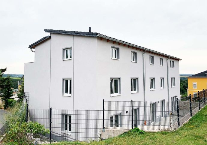 Neues Reihenmittelhaus in Rabenau