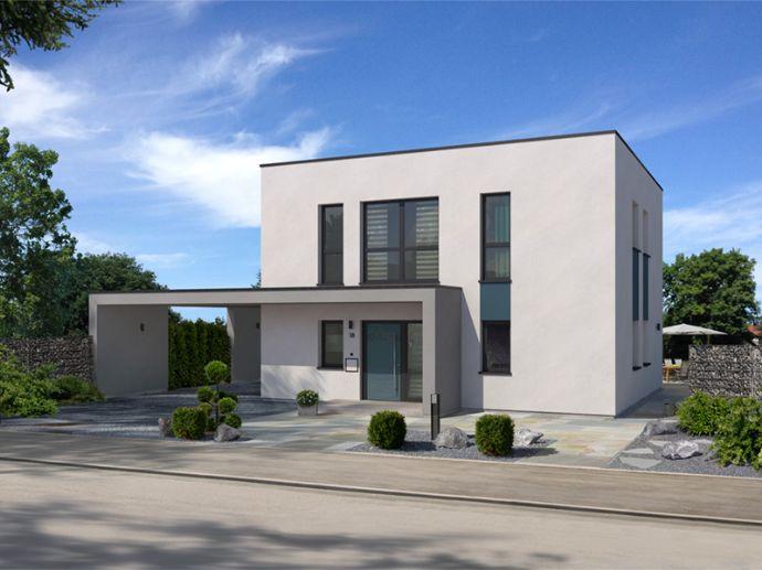 Moderne Stadtvilla - incl. Grundstück in Top-Lage!