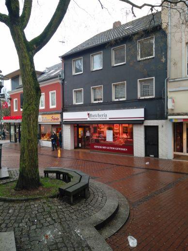 2-Raumwohnung in Fußgängerzone, Zentrum Essen-Borbeck
