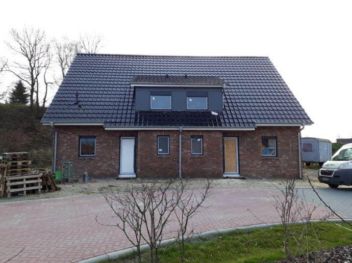 Neubau Doppelhaushälfte mit TOP Ausstattung
