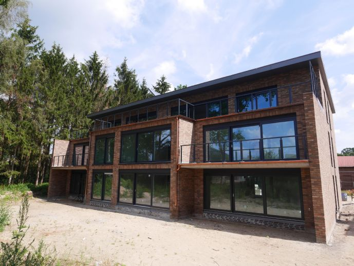 2 Zimmer-Neubauwohnung mit Terrasse und Garten (WE 10)