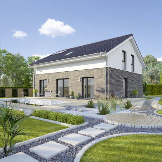 Neubau Einfamilienhaus in schöner Aussichtslage