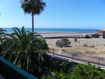 Grosse Ferienwohnung direkt am Strand in Maspalomas