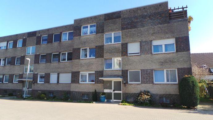 Schöne 2 Zimmer Wohnung im Erdgeschoß Zentrale Lage von Voerde