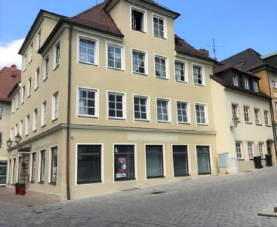 Ansbach Ladenlokale, Ladenflächen