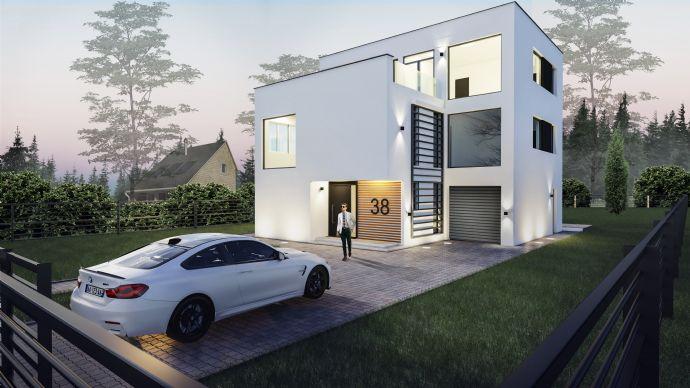 provisionsfrei: Villa in Falkensee bei Berlin Spandau zu verkaufen - Neubau 2020!