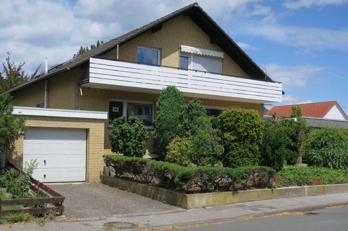 helle 4-Zi.-Wohnung mit großem Süd-Balkon in ruhiger Lage