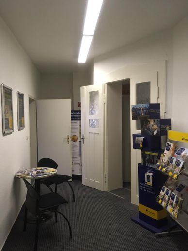 3 Raum Wohnung oder Büro im Zentrum von Borna