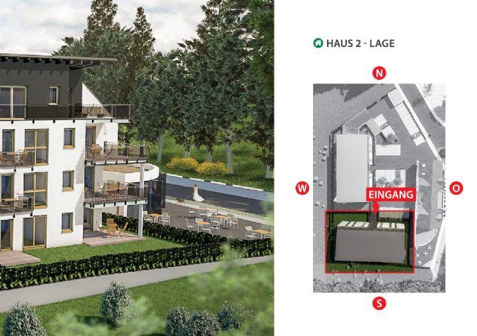 Wohnung in Teublitz zu vermieten, 100 m², Neubau Erstbezug mit Tiefgarage und Stellplatz