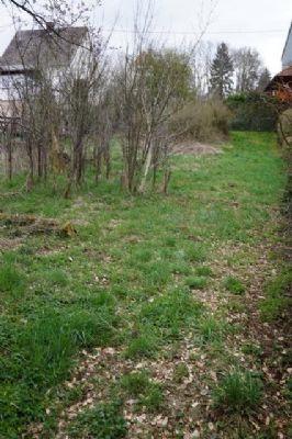Baugrundstück mit Bachlauf in dörflicher Wohnlage in der Verbandsgemeinde Oberes Glantal.