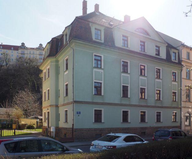 2-Raum-Wohnung in Pirnas Altstadt