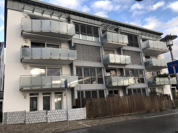 Helle 3-Zimmer-Erdgeschosswohnung im Herzen von Schwarzenbruck