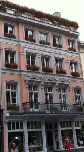 Wohnung mit Blick auf den Aachener DOM