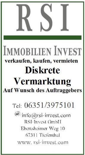 RSI Invest bietet an: Exklusive Stadtvilla