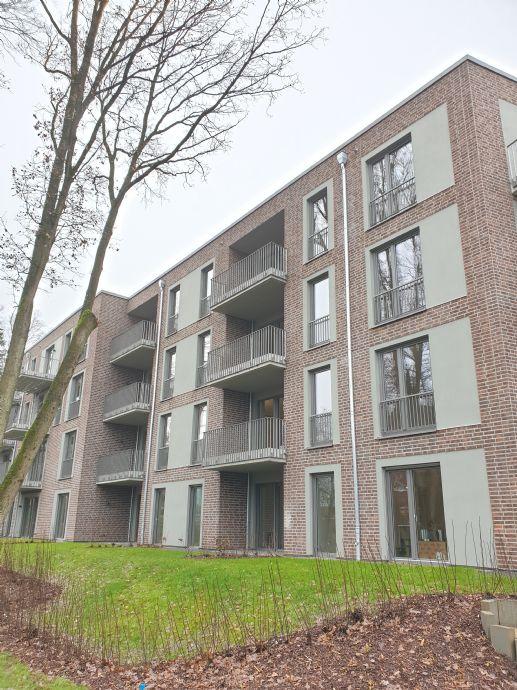 2-Zimmer-Wohnung mit Balkon in Buchholz in der Nordheide Buchholz