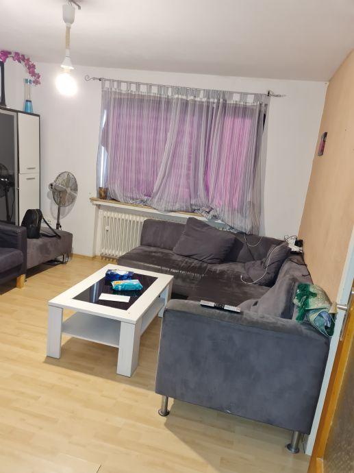 49 m², 2-Zimmer-Wohnung