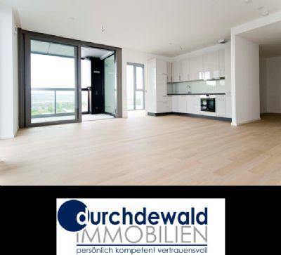 Moderne 2,5-Zi.-Neubau-Wohnung im höchsten Wohnhaus Stuttgarts