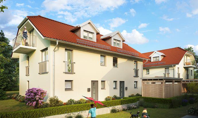 Aufgepasst: Nur noch zwei Doppelhaushälften in diesem Projekt!