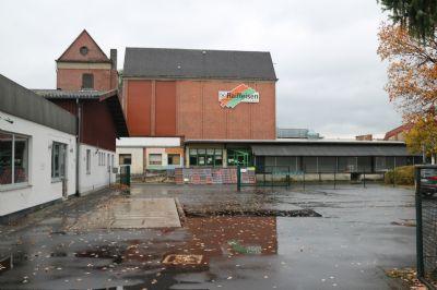 Witzenhausen Halle, Witzenhausen Hallenfläche