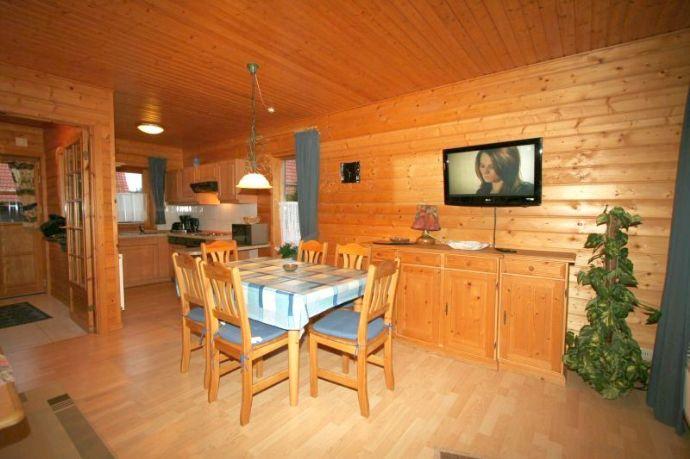 Ferienhaus in Hasselfelde im Harz jetzt NEU im Verkauf - Familienfreundliche Kapitalanlage - Jetzt gleich anfragen!