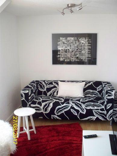 Möblierte romantische Dachgeschoss-Wohnung 4.OG