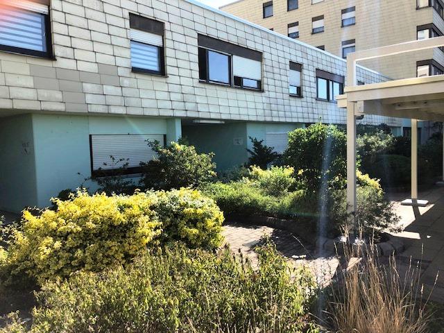 1,5 Zimmer Wohnung mit 50m² Wohnfläche in LB-City im 1.OG = DG (ohne Schrägen) auf gepflegter Dachparkanlage mit Fernblick!