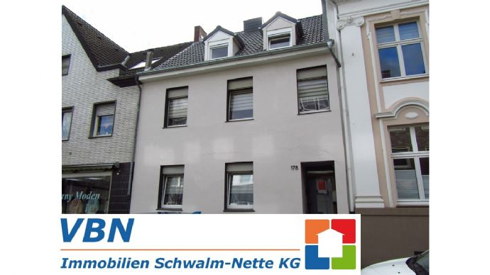 Stadthaus mit 175 qm Wohn- / Nutzfläche im Ortskern von Giesenkirchen
