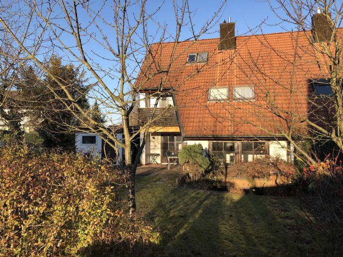 Große Doppelhaushälfte in Top-Lage in Herzogenaurach