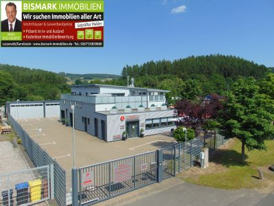 Kelberg Industrieflächen, Lagerflächen, Produktionshalle, Serviceflächen