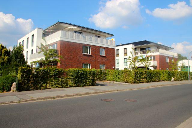 Penthouse mit großer Dachterrasse, Aufzug, TG, EBK uvm. Holm bei Wedel