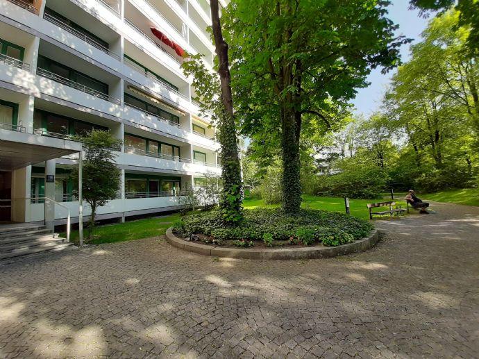 gepflegtes Haus, schickes, neu renoviertes, ca 45 m² großes Appartement zu verkaufen