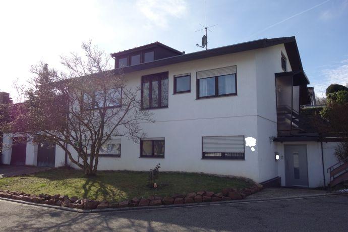 Ein.- (Zweifamilienhaus), im Herzen von Ruhe und Frieden mit Sonne in Gaiberg ! ! !