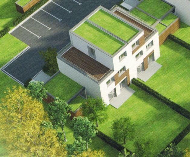 Erstbezug, von privat: Großzügige Doppelhaushälfte mit Garten für Familien / brand new, private owner: generous half-duplex, with garden for families