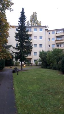 Bezugsfrei werdende gepflegte 2 Zimmer-Eigentumswohnung mit Balkon in Berlin Mitte/Ortsteil Wedding