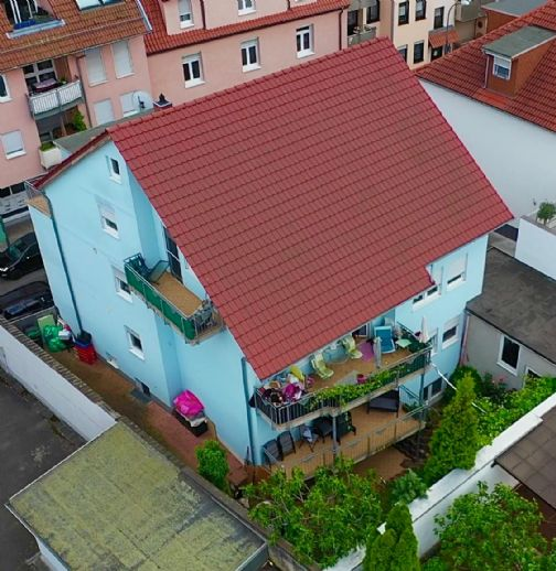 Großräumiges Wohlfühl-Haus in Ludwigshafen am Rhein zu verkaufen!