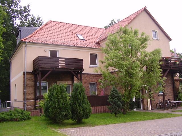 Wohnung im Grünen mit den Vorteilen eines Grundstückbesitzers