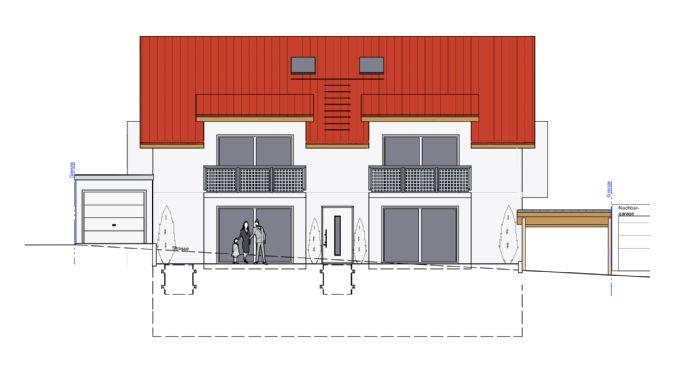 Top Maisonette Wohnung mit 4,5 Zimmern in Bestlage in Benningen zu vermieten